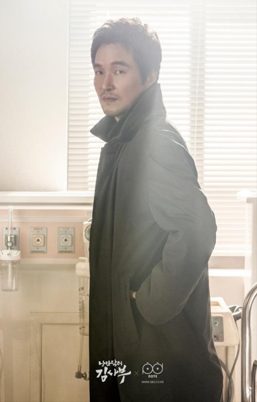 Han Suk Kyu akan kembali menghidupkan perannya sebagai Doctor Kim dalam Romantic Doctor Kim. (Foto: SBS)