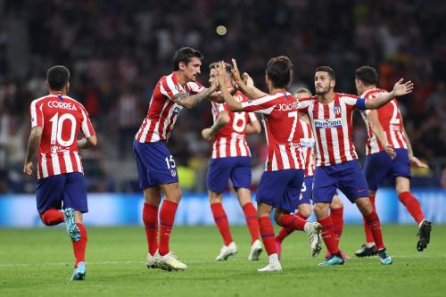 Atletico Madrid (Foto: UEFA)