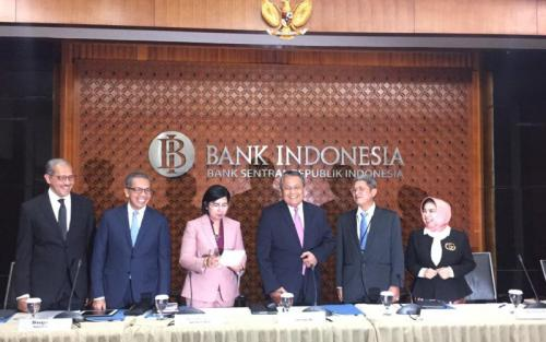 RDG Bank Indonesia di September 2019 (Foto: Giri Hartomo/Okezone)