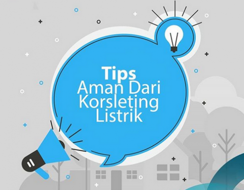 Tips Aman dari Korsleting