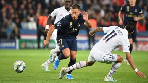 Eden Hazard belum temukan sentuhan terbaik di Madrid