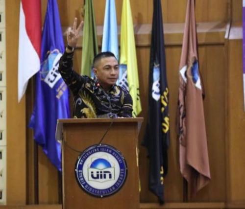 Wakil Kepala BSSN Komjen Dharma Pongrekun. (Foto: Ist)