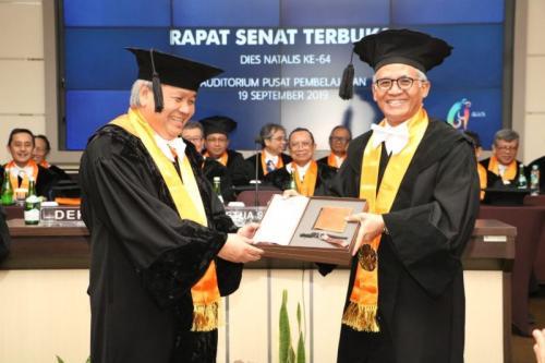 Alumni UGM Agus (Dok UGM)