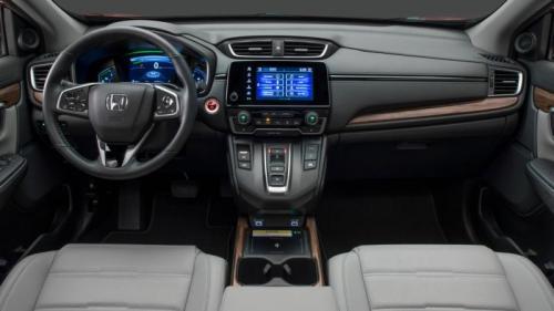 Honda C-RV hybrid