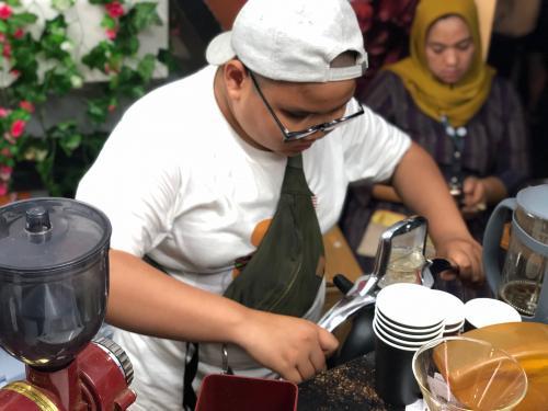 produk kopi unggulan dari daerah-daerah di Indonesia dapat dikenal dengan baik oleh pelaku bisnis kopi dan masyarakat.