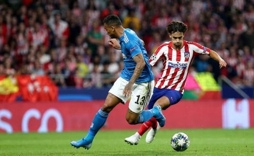 Joao Felix tak berkutik di lini depan Atletico Madrid (Foto: Atletico Madrid)