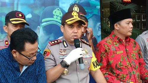 Kapolres Malang AKBP Dony Alexander (ist)