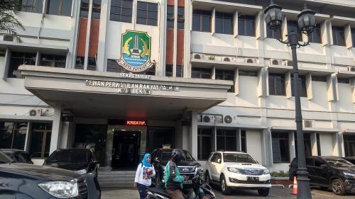 DPRD Kota Bekasi. (Foto : Okezone.com/Wijayakusuma)