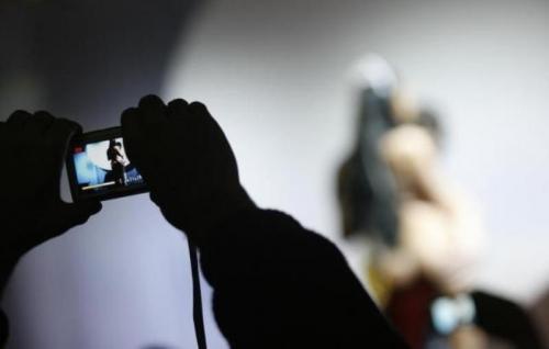 Ilustrasi pornografi. (Foto: Shutterstock)