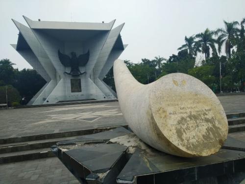 Lipsus Kota Tua, Palembang (foto: Okezone/Melly Puspita)