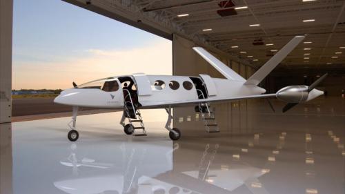 Pesawat listrik