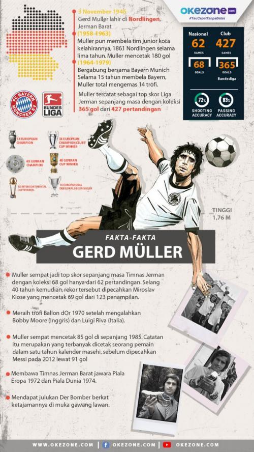 Infografis Gerd Muller