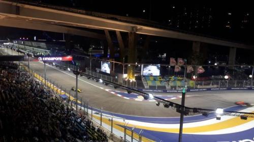 F1 GP Singapura 2019
