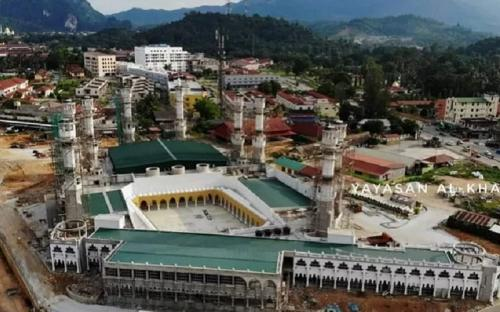 Replika Masjidil Haram