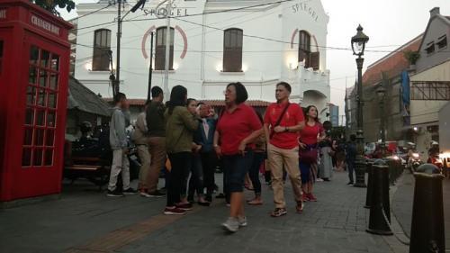 Menapaki Kota Lama yang Berjuluk Little Netherland, Kawasan Kota Tuanya Semarang, Jawa Tengah (foto: Okezone/Taufik Budi)