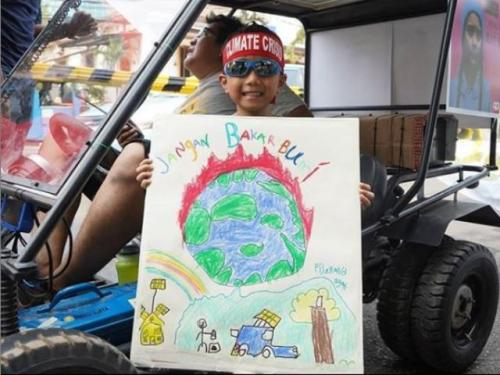Foto/Green Peace Indonesia