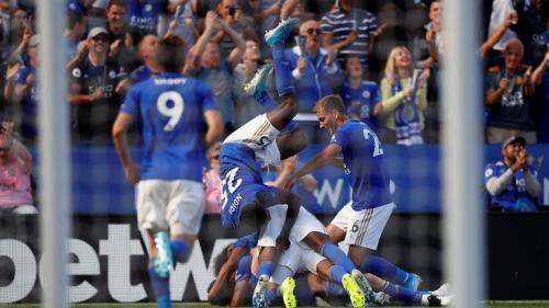Tottenham takluk 1-2 di markas Leicester