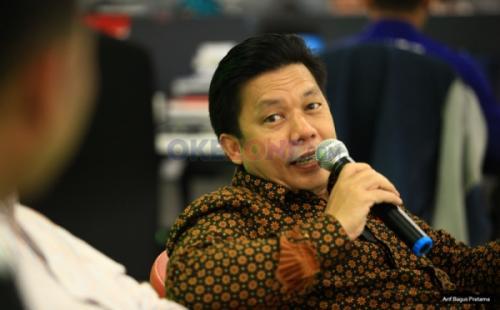 Direktur Eksekutif Lemkapi Edi Hasibuan. (Foto : Dok Okezone.com)