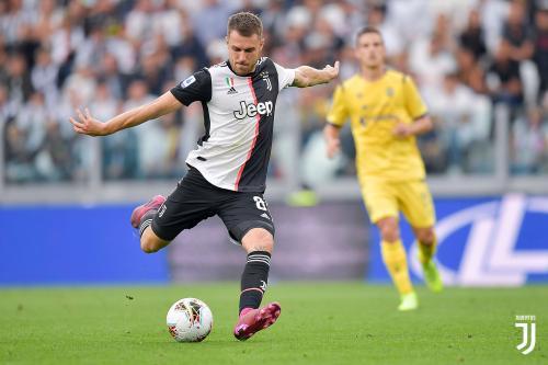 Aaron Ramsey bertekad membantu Juventus raih kesuksesan (Foto: Juventus)