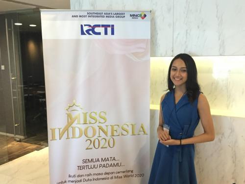 audisi miss indonesia