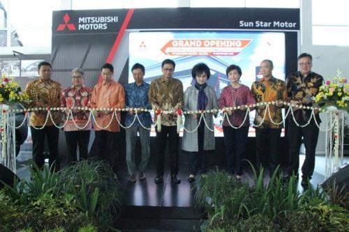 Mitsubishi Motors Krama Yudha Sales Indonesia