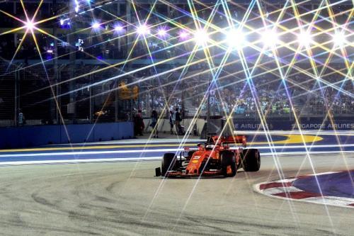 Sebastian Vettel (Foto: Twitter/@ScuderiaFerrari)