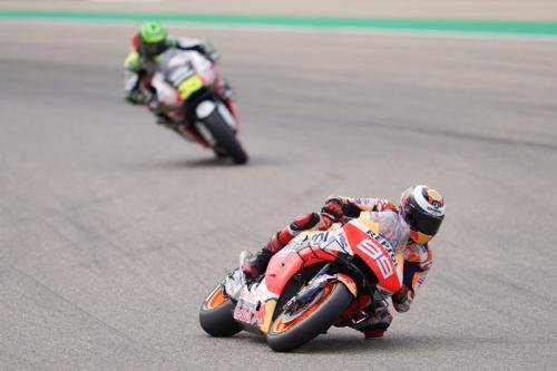 Jorge Lorenzo masih kesulitan beradaptasi di Repsol Honda (Foto: Honda Racing Corporation))