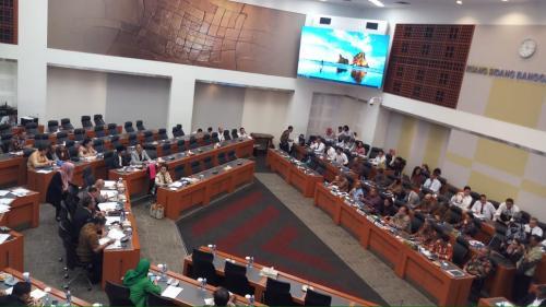 Banggar RAPBN 2020