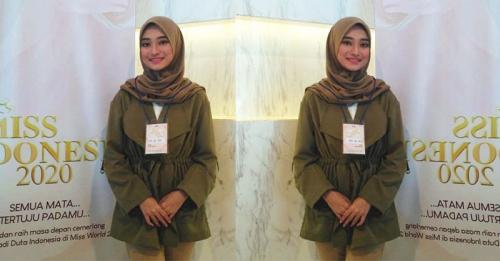 audisi miss indonesia aisyah