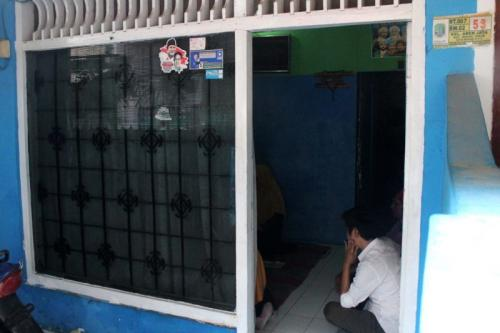 Lokasi Penangkapan Terduga Teroris di Kelurahan Aren Jaya, Bekasi Timur, Kota Bekasi, Jawa Barat (foto: Okezone/Wijayakusuma)