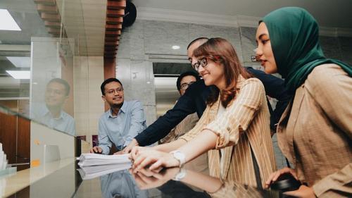 Sejumlah politisi muda ajukan gugatan ke MK terkait batasan usia calon di Pilkada (Foto : Partai Solidaritas Indonesia)