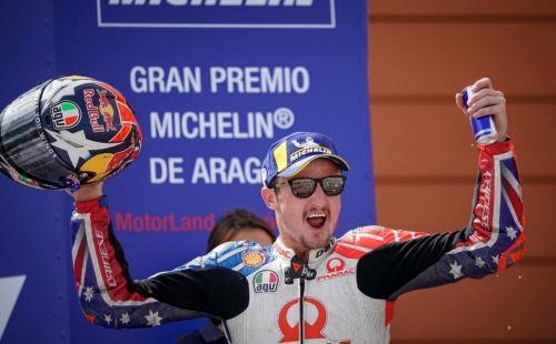 Penampilan Jack Miller di MotoGP 2019