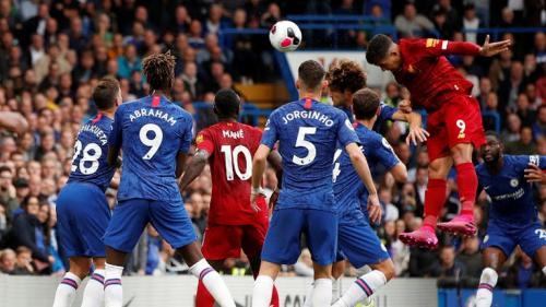 Laga Chelsea vs Liverpool