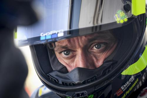 Penampilan Valentino Rossi di MotoGP 2019