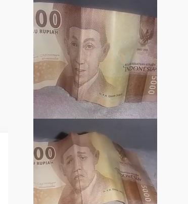 Viral Rupiah Rp5.000