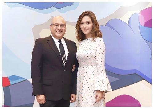 Maia Estianty ungkap alasannya tidak akan memiliki anak dari Irwan Mussry. (Foto: Instagram/@maiaestiantyreal)