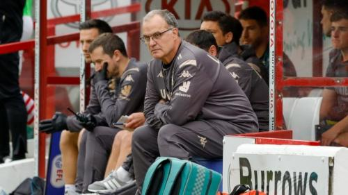 Marcelo Bielsa (Foto: Twitter/@LUFC)