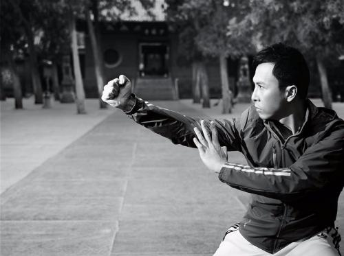 Donnie Yen ucapkan perpisahan pada Ip Man 4. (Foto: Instagram/@donnieyenofficial)