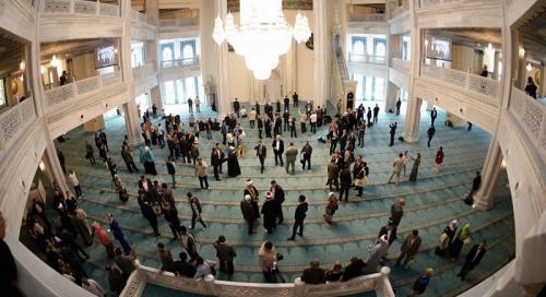 Masjid yang megah
