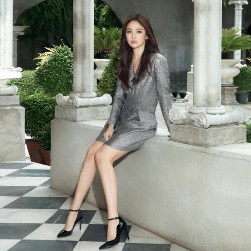 Song Hye Kyo dikabarkan bermukim sementara waktu di New York, Amerika Serikat. (Foto: Suecomma Bonnie)