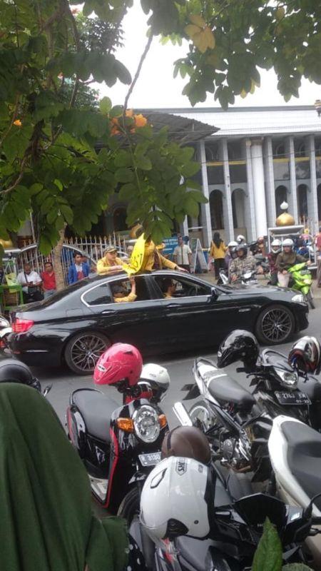 anak sultan demo
