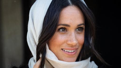 Meghan Markle pakai hijab