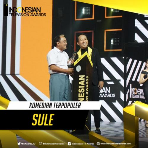 Sule raih ITA Awards