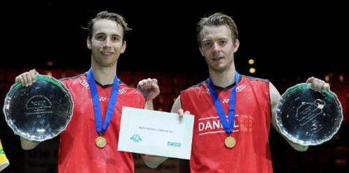 Mathias Boe/Cartsen Mogensen