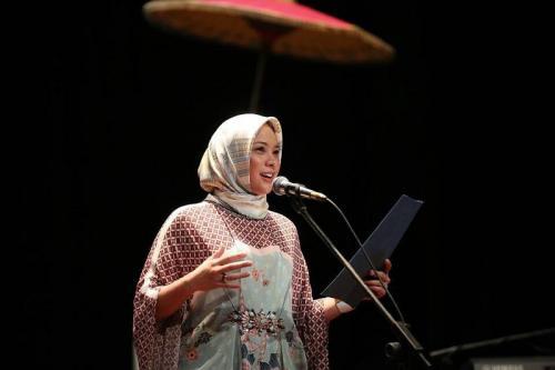 Joko Anwar adu argumen dengan Rachel Maryam soal RUU KUHP. (Foto: Twitter/@jokoanwar)