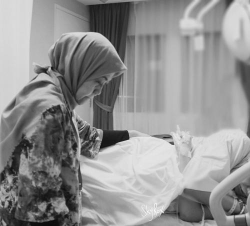 Ayu Dewi terkenang mendiang ibu jelang lahiran. (Foto: Instagram/@mrsayudewi)