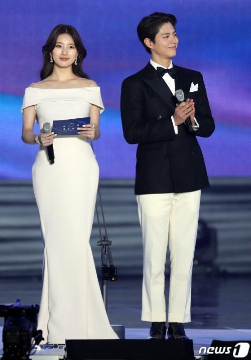 Park Bo Gum berpotensi untuk beradu akting dengan Suzy dalam Wonderland. (Foto: News 1)