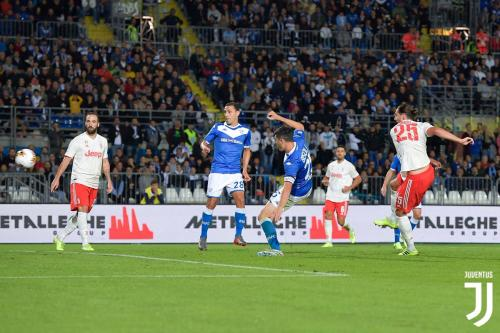 Brescia vs Juventus