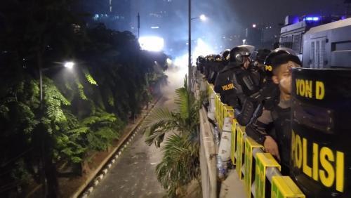 Polisi Kawal Demo
