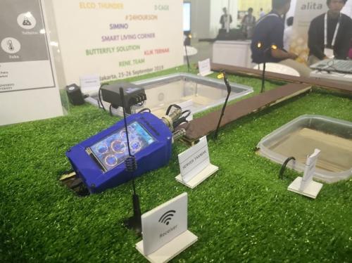Mahasiswa Temukan Solusi IoT untuk Tambak Udang